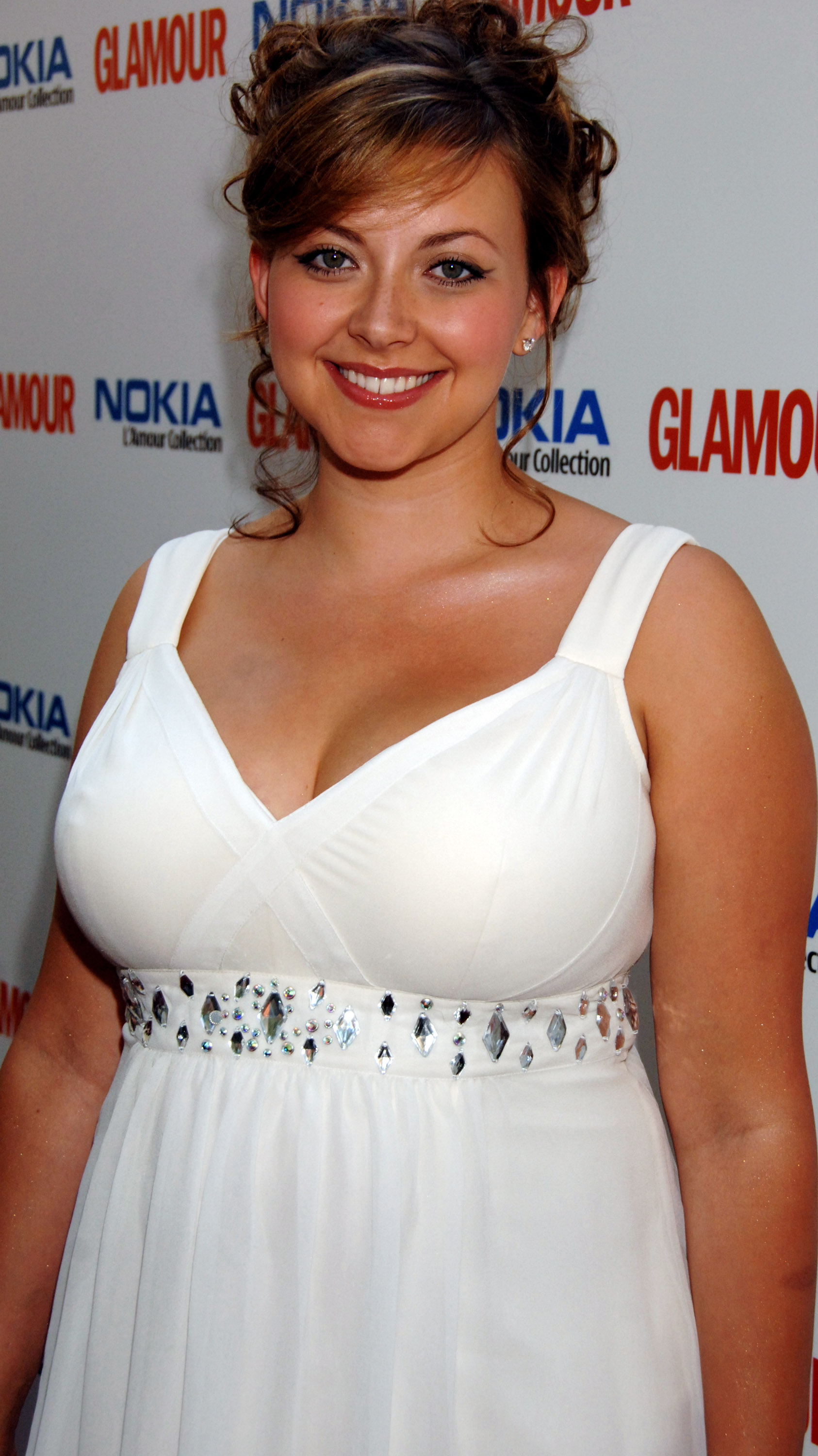 Charlotte church busty